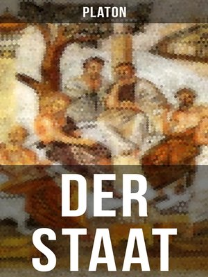 cover image of Der Staat