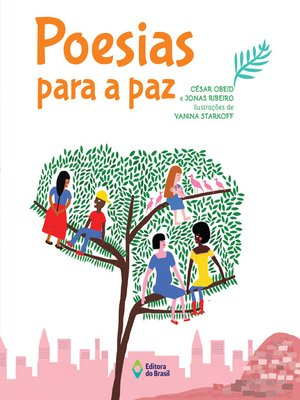 cover image of Poesias para a paz
