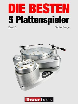 cover image of Die besten 5 Plattenspieler (Band 5)