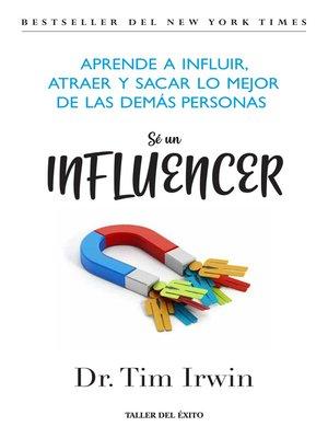 cover image of Sé un influencer
