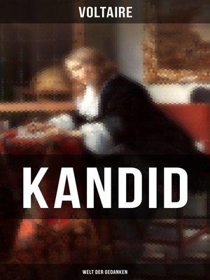 cover image of Kandid (Welt der Gedanken)