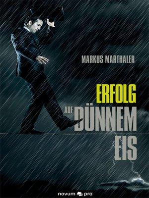 cover image of Erfolg auf dünnem Eis