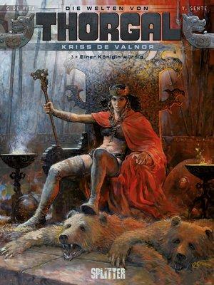 cover image of Die Welten von Thorgal--Kriss de Valnor. Band 3