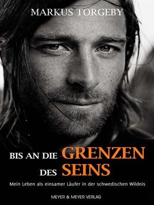 cover image of Bis an die Grenzen des Seins