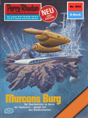 cover image of Perry Rhodan 904
