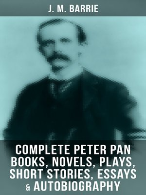 cover image of J. M. BARRIE
