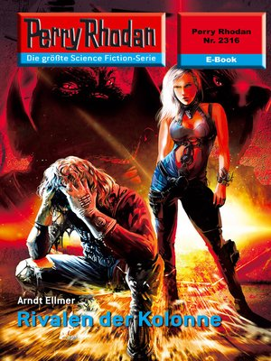 cover image of Perry Rhodan 2316