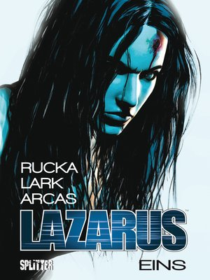 cover image of Lazarus Bd. 1