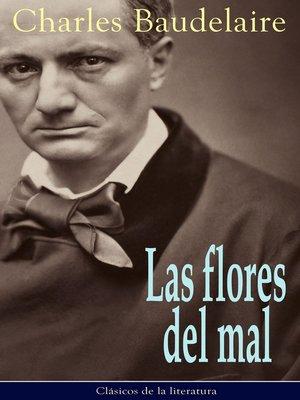 cover image of Las flores del mal
