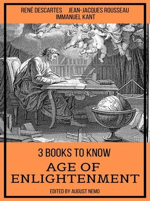 cover image of 3 books to know Age of Enlightenment