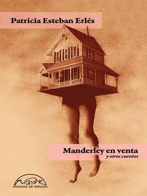 cover image of Manderley en venta y otros cuentos
