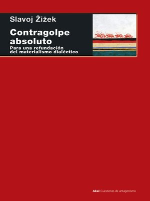 cover image of Contragolpe absoluto