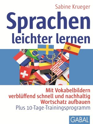 cover image of Sprachen leichter lernen
