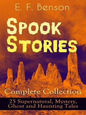 cover image of Spook Stories--Complete Collection