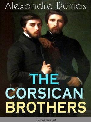 cover image of THE CORSICAN BROTHERS (Unabridged)