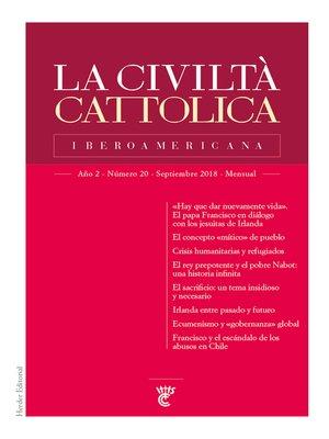 cover image of La Civiltà Cattolica Iberoamericana 20
