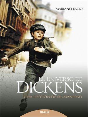 cover image of El universo de Dickens
