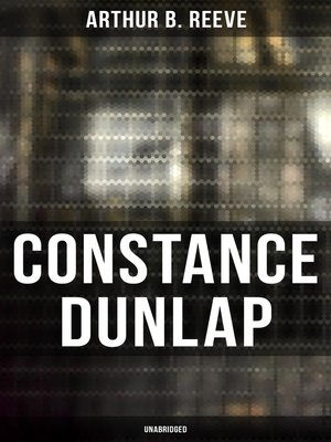 cover image of CONSTANCE DUNLAP (Unabridged)