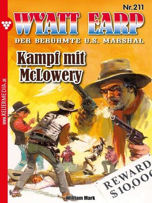 cover image of Wyatt Earp 211 – Western