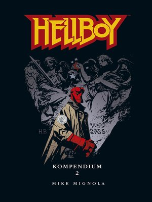 cover image of Hellboy Kompendium 2
