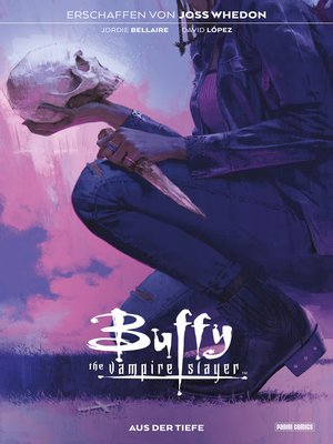 cover image of Buffy the Vampire Slayer, Band 3--Aus der Tiefe