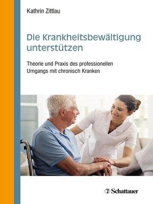 cover image of Die Krankheitsbewältigung unterstützen