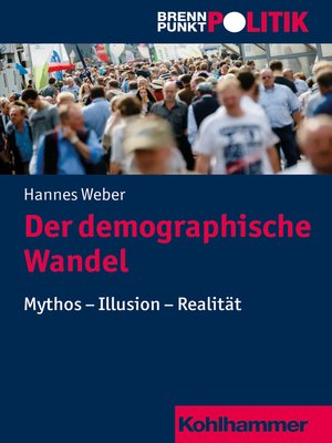 cover image of Der demographische Wandel