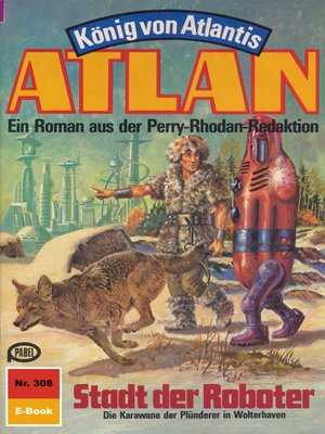 cover image of Atlan 308