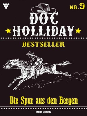 cover image of Doc Holliday Bestseller 9 – Western