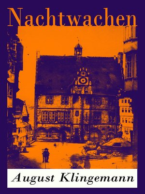 cover image of Nachtwachen