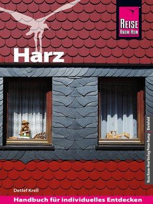 cover image of Reise Know-How Reiseführer Harz