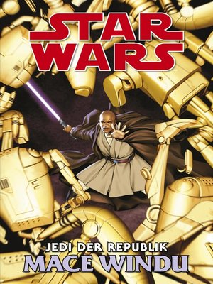 cover image of Star Wars --Jedi der Republik--Mace Windu