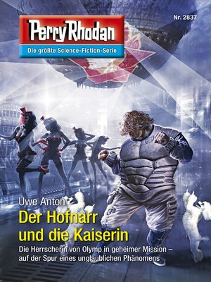 cover image of Perry Rhodan 2837