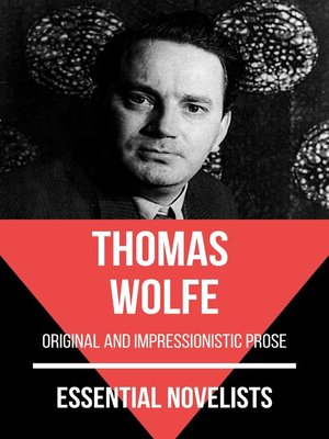 cover image of Essential Novelists--Thomas Wolfe