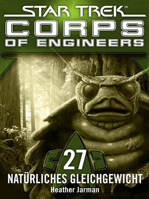 cover image of Star Trek--Corps of Engineers 27