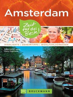 cover image of Bruckmann Reiseführer Amsterdam