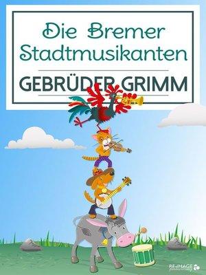 cover image of Die Bremer Stadtmusikanten