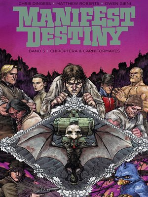 cover image of Manifest Destiny 3
