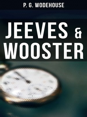 cover image of JEEVES & WOOSTER