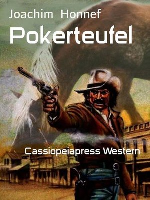 cover image of Pokerteufel