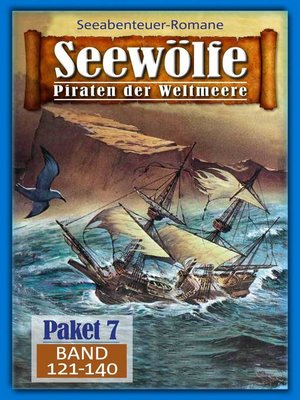 cover image of Seewölfe Paket 7