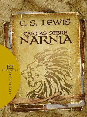 cover image of Cartas sobre Narnia