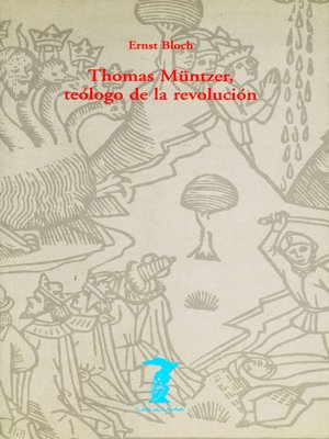 cover image of Thomas Müntzer, teólogo de la revolución