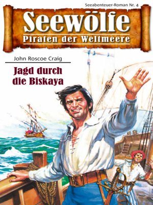 cover image of Seewölfe--Piraten der Weltmeere 4