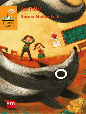 cover image of Zorrillo