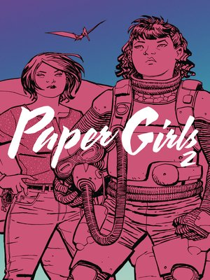 cover image of Paper Girls 2