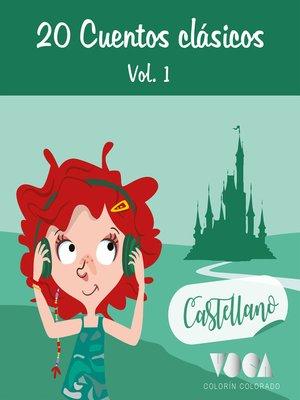 cover image of 20 Cuentos clásicos (Volume 1)