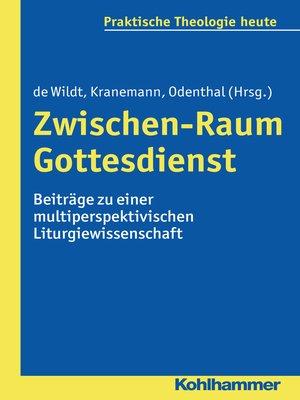 cover image of Zwischen-Raum Gottesdienst