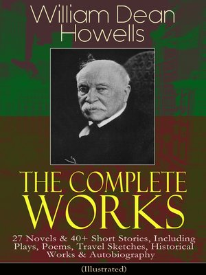 cover image of The Complete Works of William Dean Howells