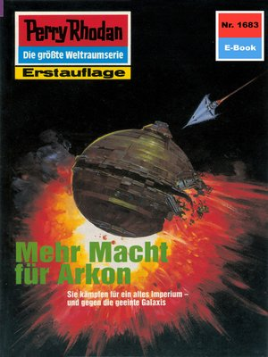 cover image of Perry Rhodan 1683
